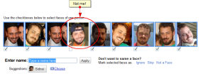 Face grouping is great, except when it isn't.
